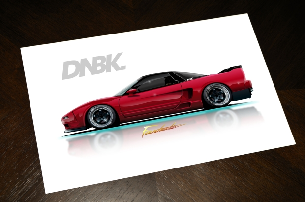 DNBK NSX PRESENT